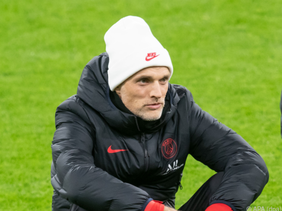 Thomas Tuchel, bisher Trainer von Paris SG