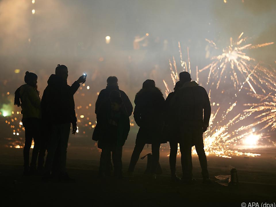 Verbot der Verwendung von Pyrotechnik besteht im Ortsgebiet