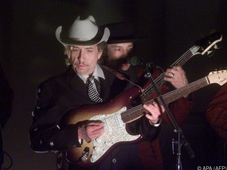 Bob Dylan verkauft die Rechte aller seiner Songs