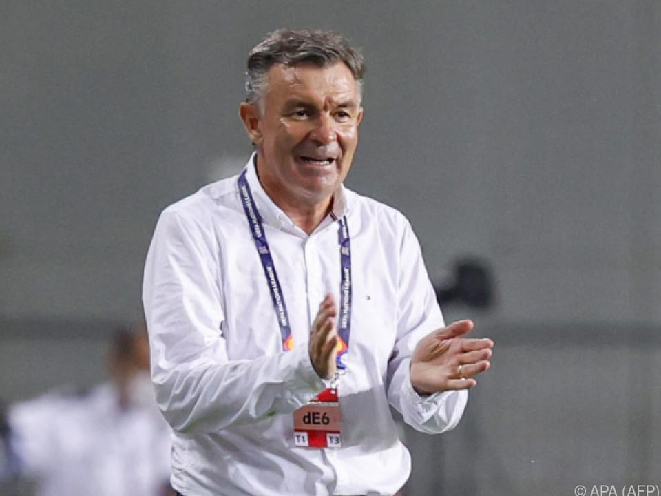 Ruttensteiner bis 2022 Teamchef von Israel