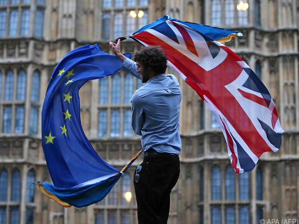 Finale Phase im Ringen um den Austritt Großbritanniens aus der EU