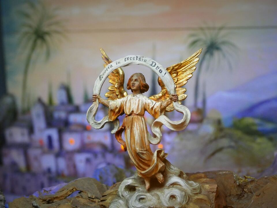 Kirche Engel
