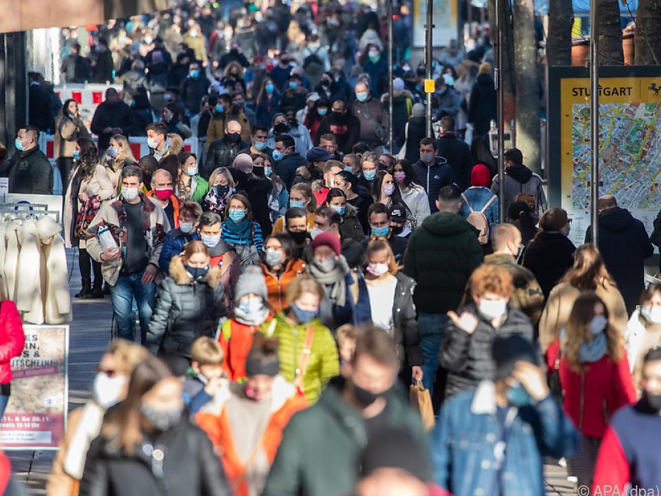 Volle Einkaufstraßen sind wohl nicht das, was die EU sehen will