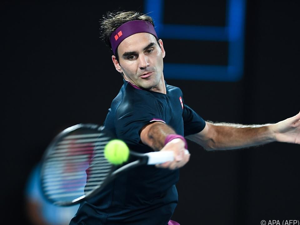 Roger Federer verzichtet auf Australian Open 2021