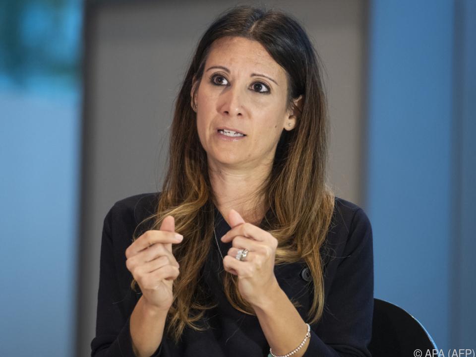 WHO-Expertin Maria Van Kerkhove