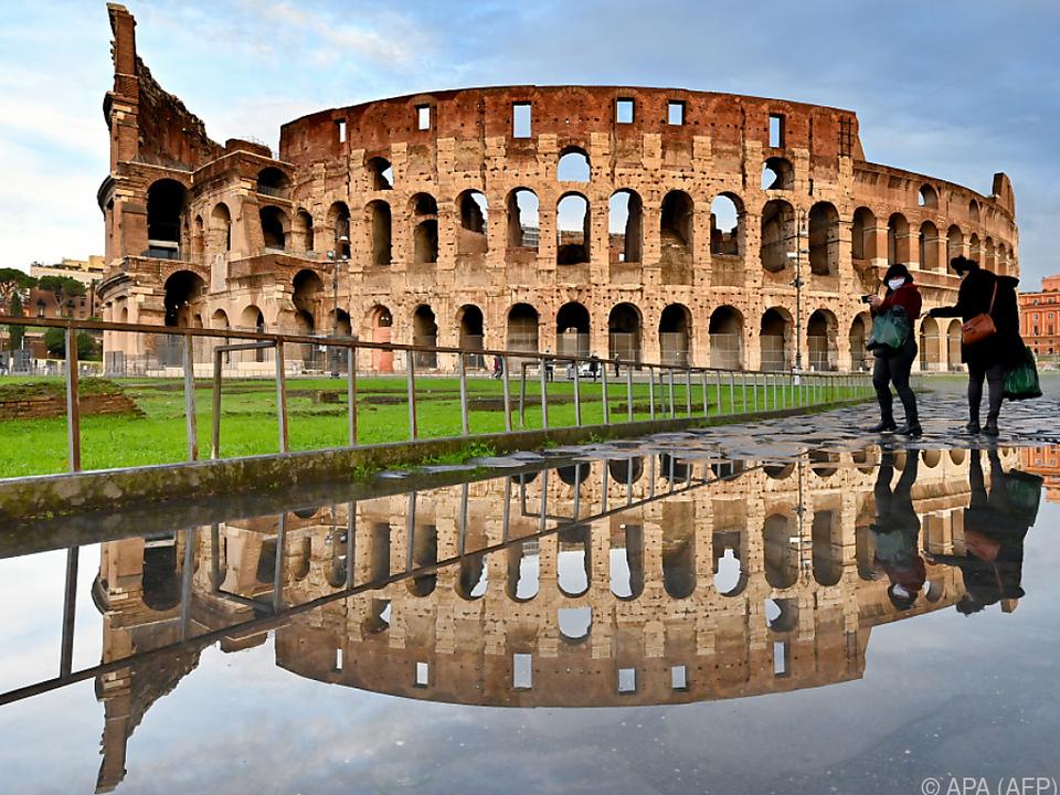 Kein gutes Jahr für Italiens Tourismusbranche