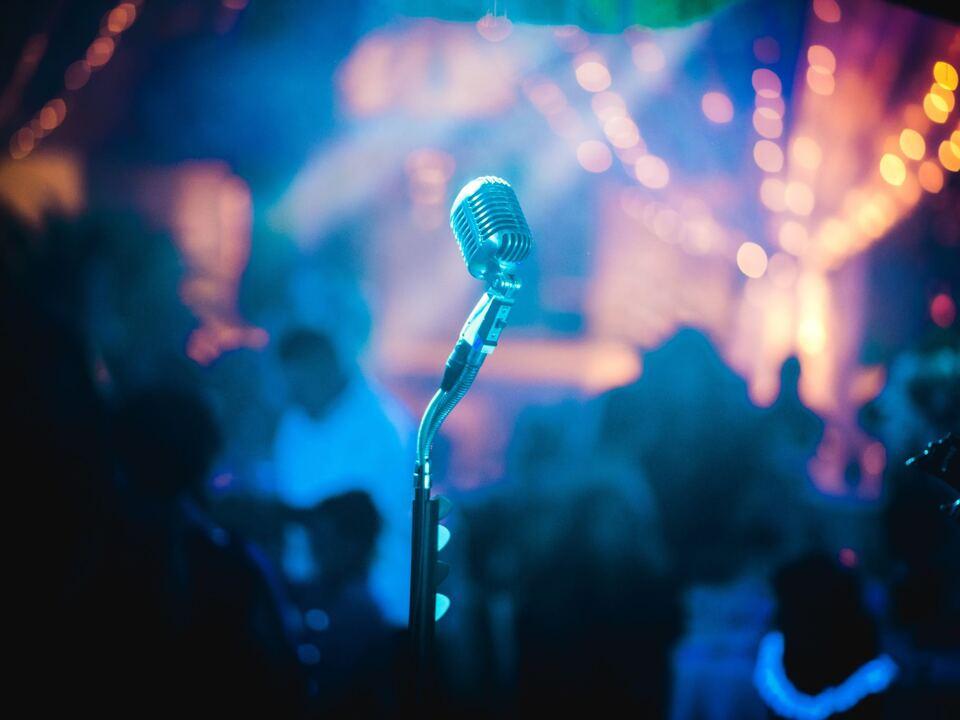 Mikrofon Kunst Musik Konzert