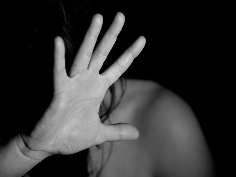 Gewalt Frauen pexels