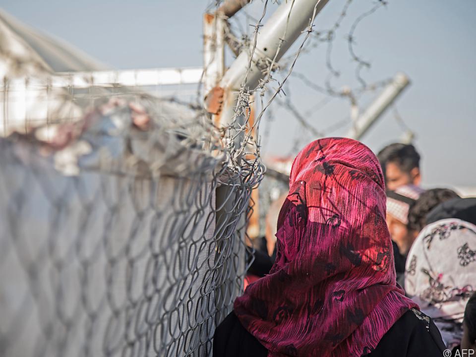 Rund 124.000 irreguläre Grenzübertritte wurden 2020 verzeichnet