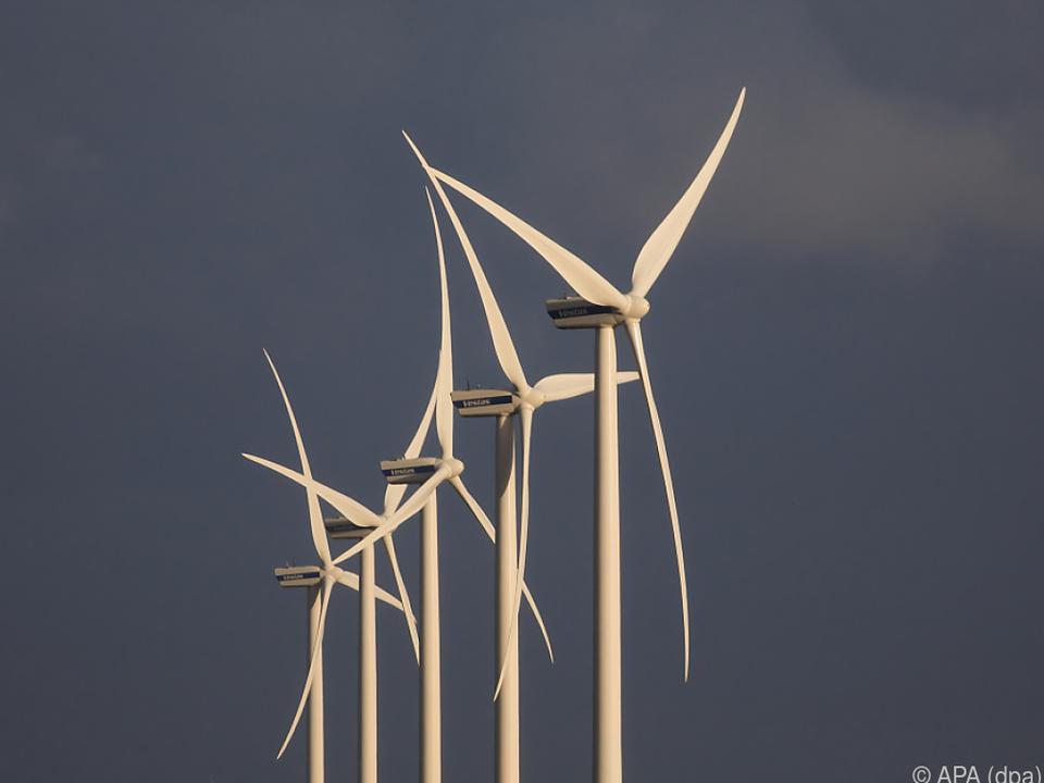 38 Prozent des Stroms in Europa aus Wind und Co.