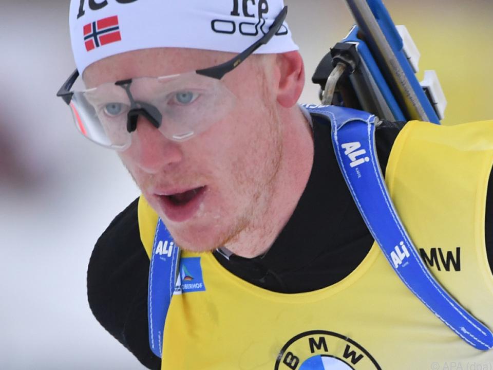 50. Weltcupsieg für Johannes Thingnes Bö