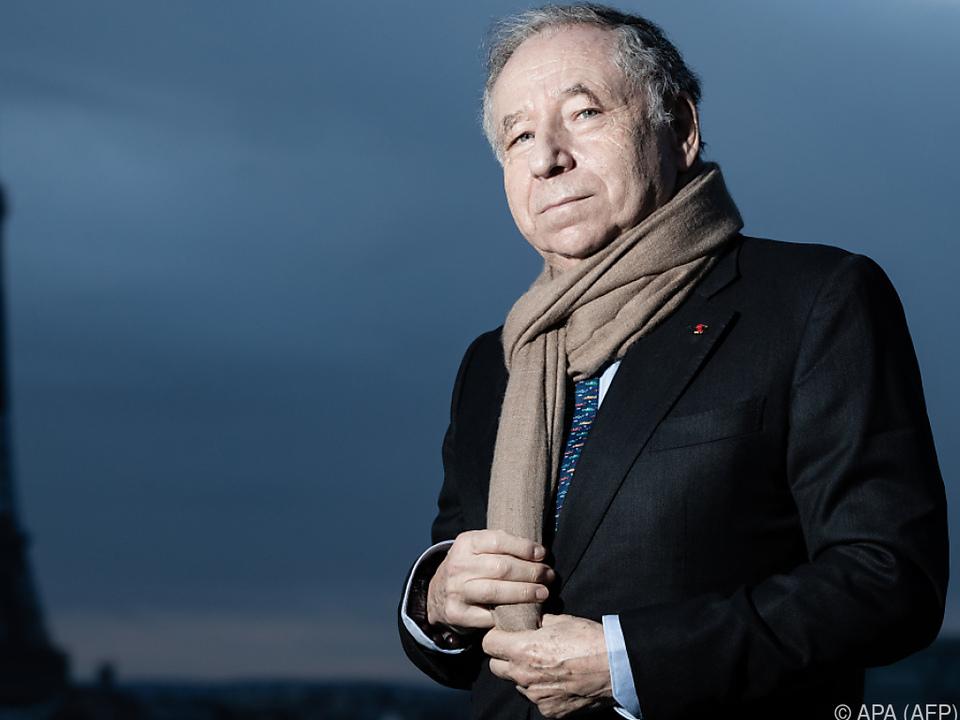 FIA-Boss Todt glaubt nicht an eine \