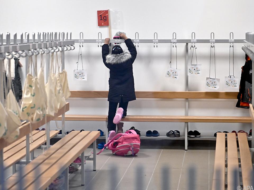 Ab 25. Jänner können Schüler im Schichtbetrieb wieder in die Klassen.