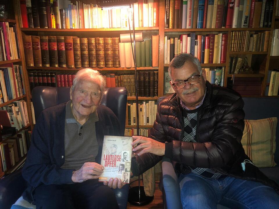 Abb. 1_Dr. Roland Ritz und  Arthur Bacher