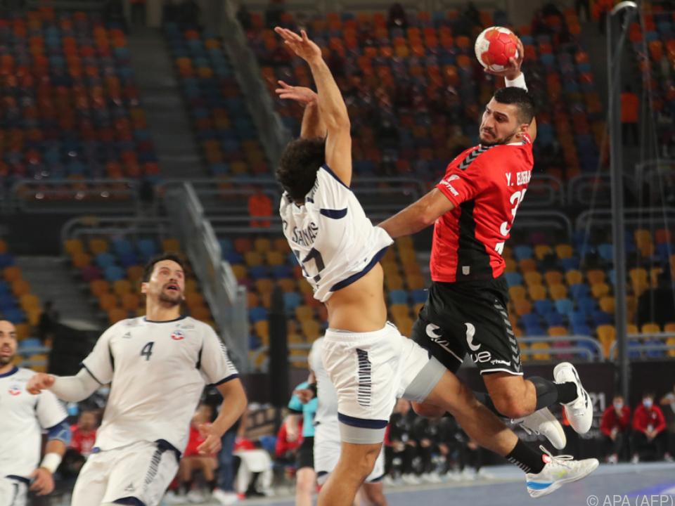 Ägypten präsentierte sich stark gegen Chile