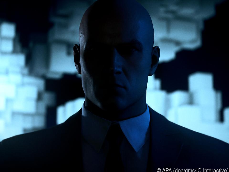 Agent 47 kommt aus dem Genlabor und hat einen mörderischen Beruf