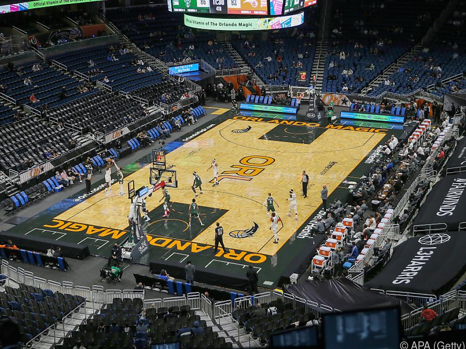 Corona-Sorgen der NBA nehmen zu