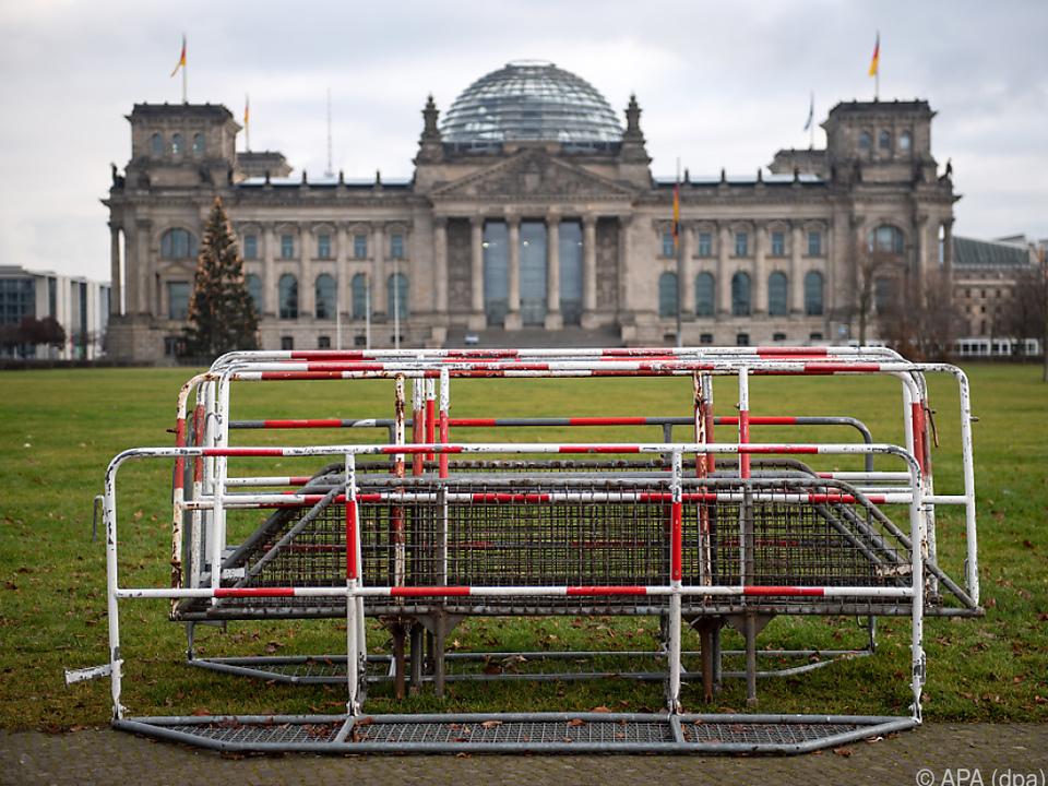 Auch in Deutschland geht der Lockdown in Verlängerung