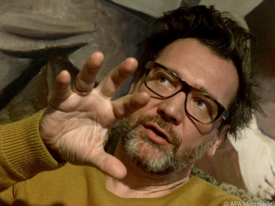 Autor und Regisseur David Schalko