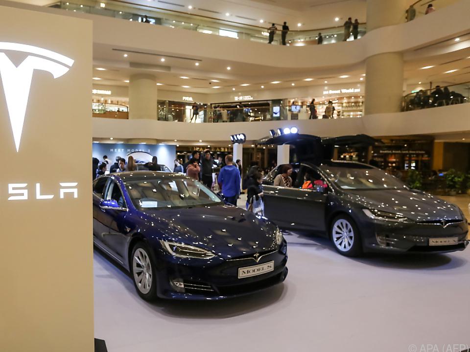 Autos der Reihen Model S und Model X betroffen