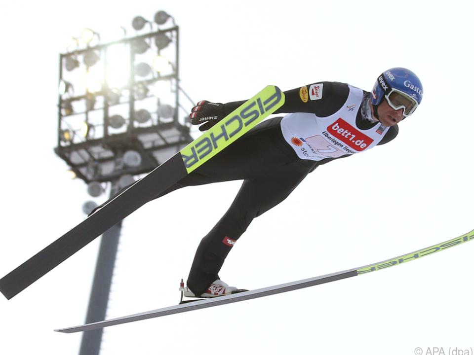 Bernhard Gruber ist wohlauf - Lahti war wohl sein letzter Weltcup