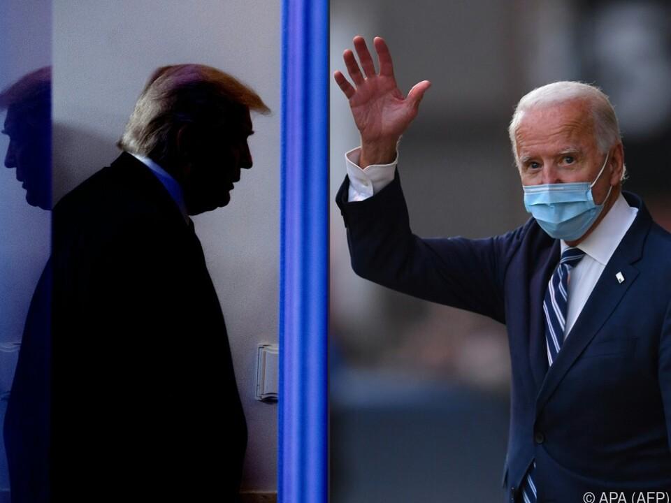 Biden übernimmt Amt