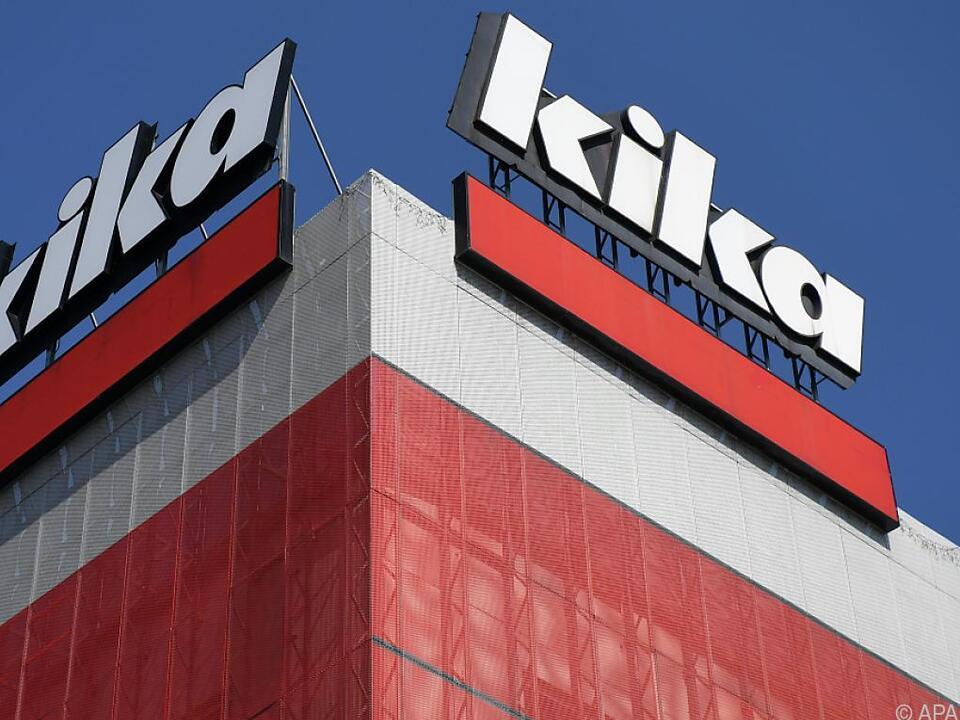 Kika/Leiner verstärkte den Internetauftritt