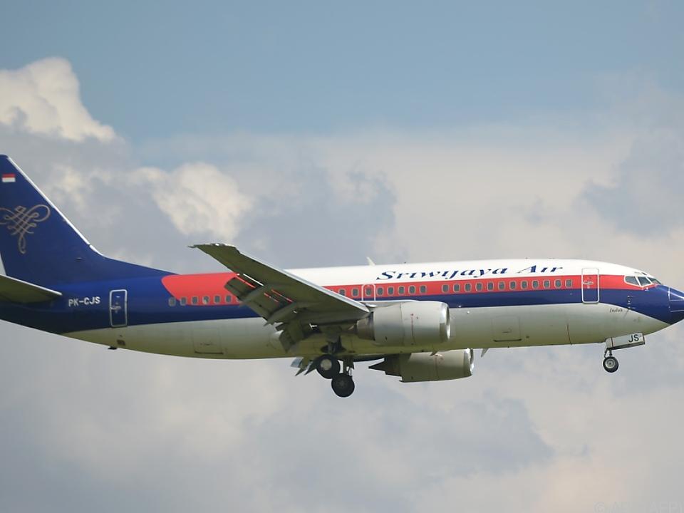 Der Kontakt zur Boeing 737-500 brach plötzlich ab