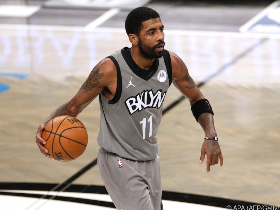 Brooklyn verliert in Cleveland trotz 38 Punkten von Kyrie Irving