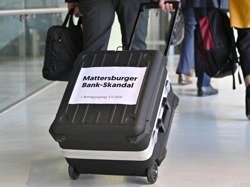Commerzialbank-U-Ausschuss geht in die nächste Runde