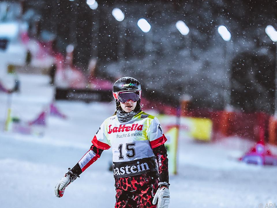 Daniela Ulbing gewann Parallelslalom in Moskau