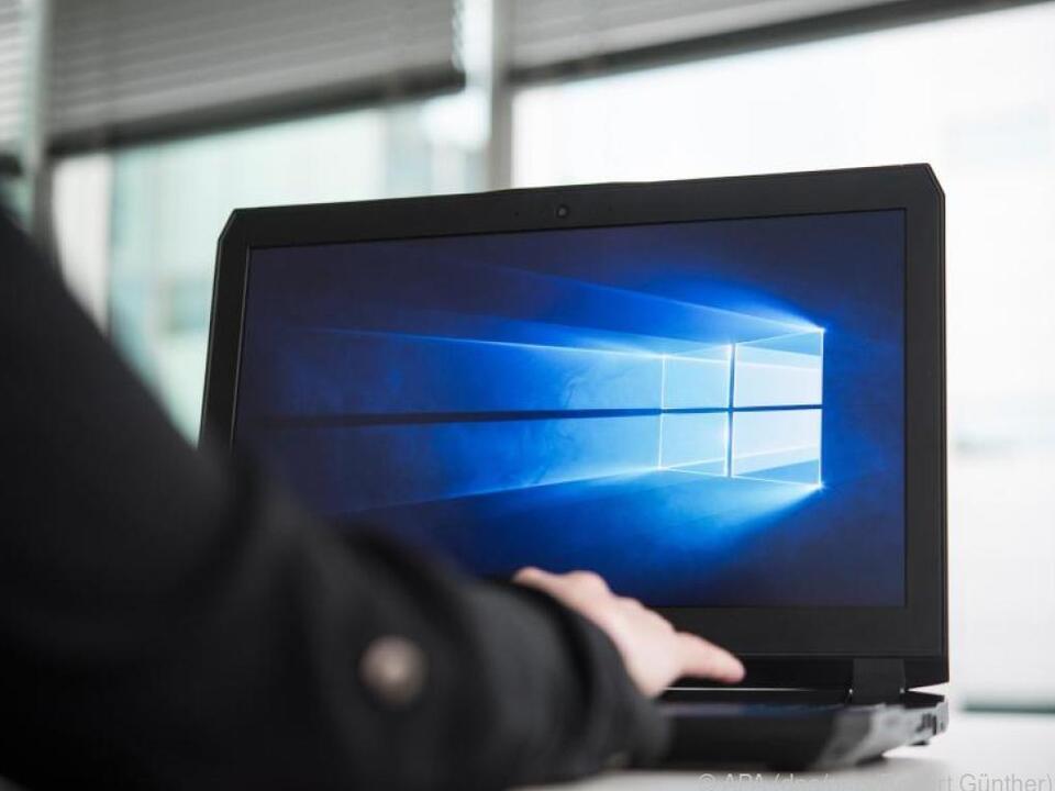 Das Protokoll der Ereignisanzeige kann hifreich bei Windows-Problemen sein