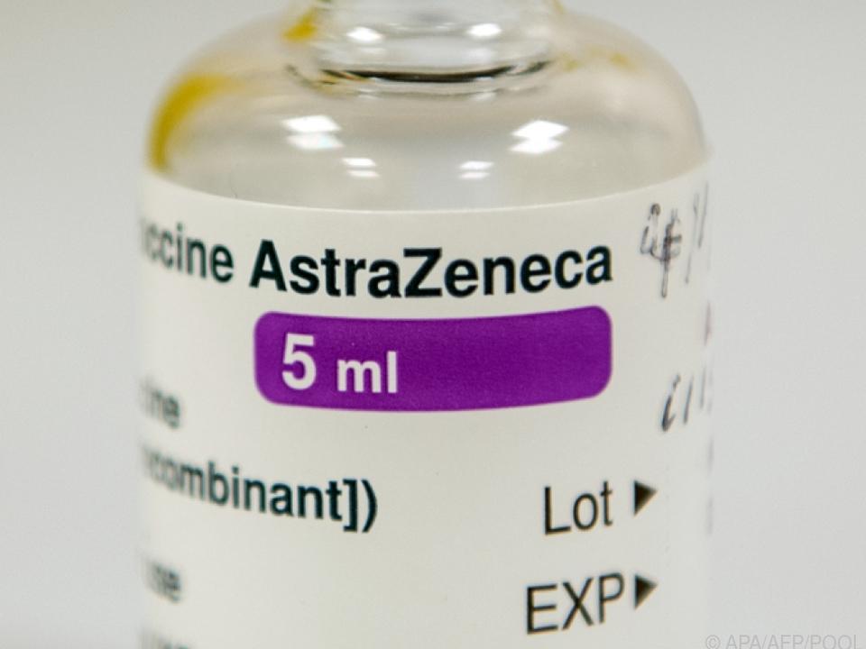 Demnächst fällt Beschluss, ob Senioren das AstraZeneca-Vakzin erhalten