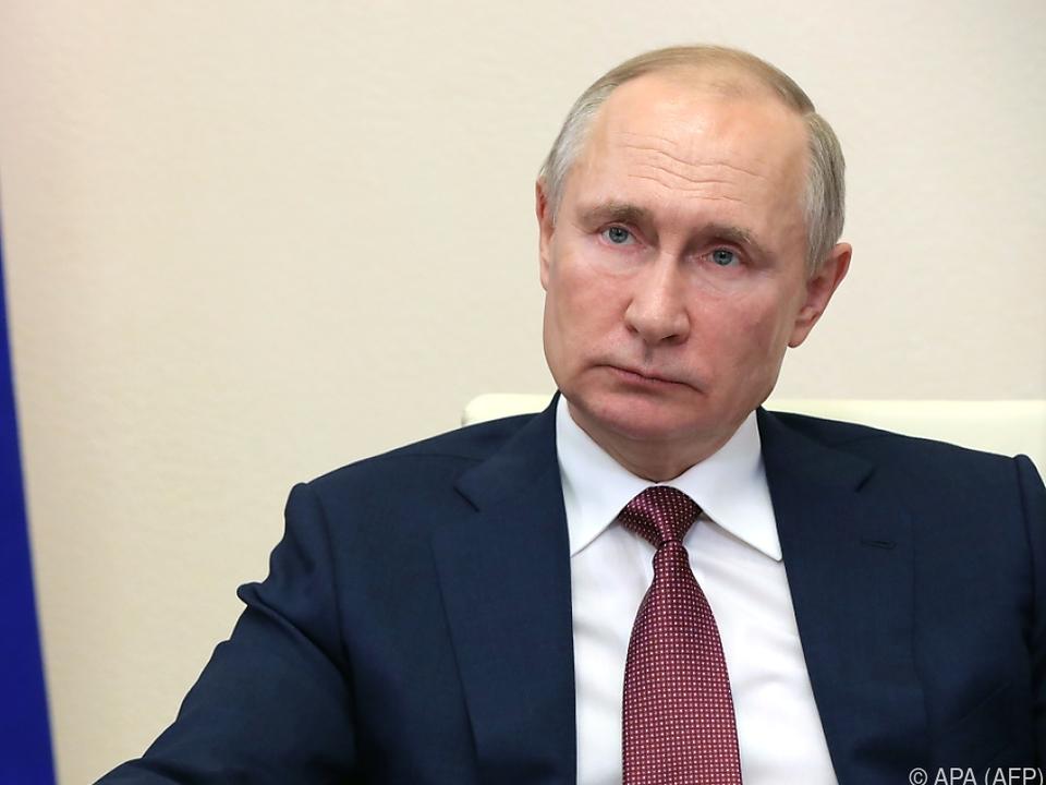 Der Ex-Geheimdienstler Putin ist seit 20 Jahren an der Macht