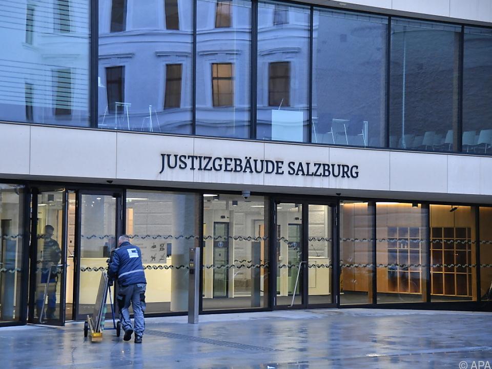 Der Prozess findet im Februar am Landesgericht Salzburg statt