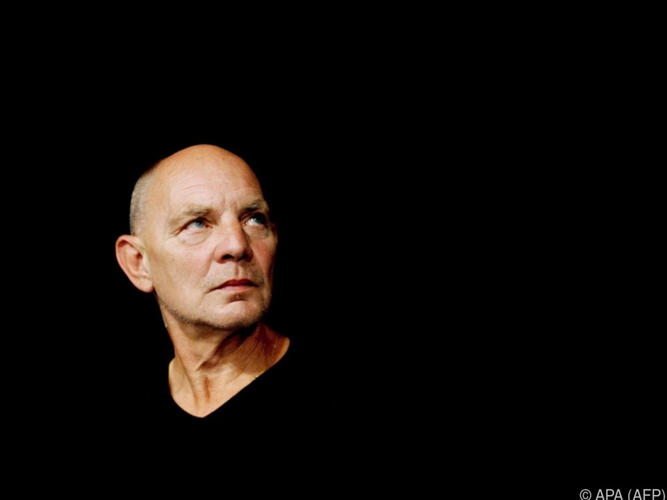 Der schwedische Dramatiker Lars Noren im Jahr 2011
