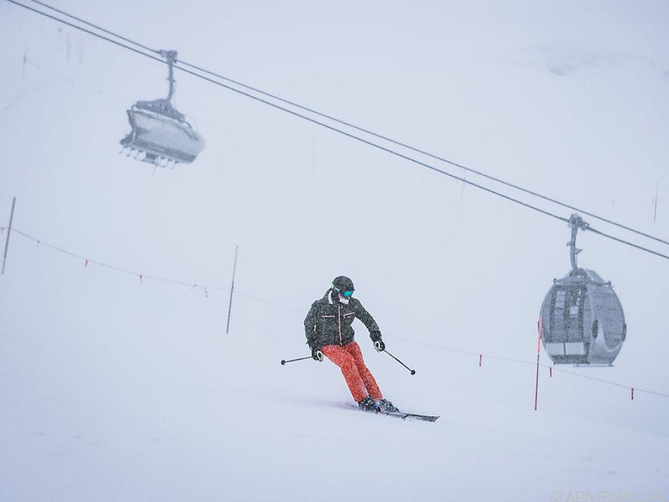 Der VKI hat mehrere Skigebiete abgemahnt