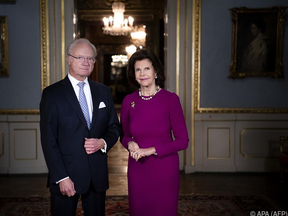 Die beiden gehören nun zu den geimpften Royals