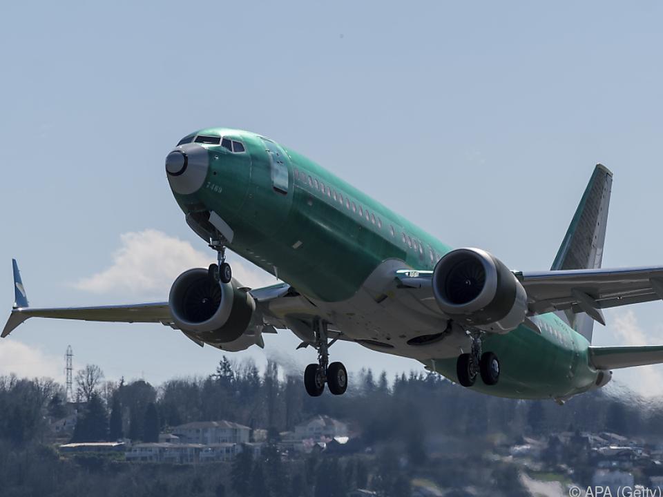 Die Boeing 737 MAX 8 kann nun wieder abheben