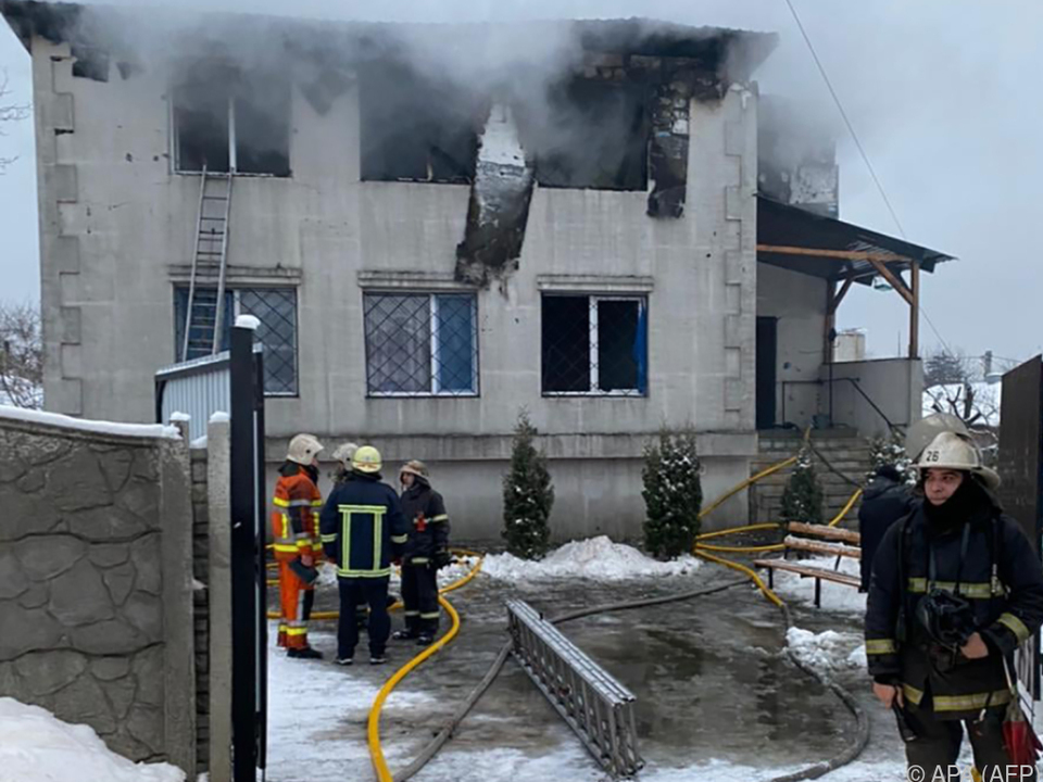 Die Brandursache ist noch unklar