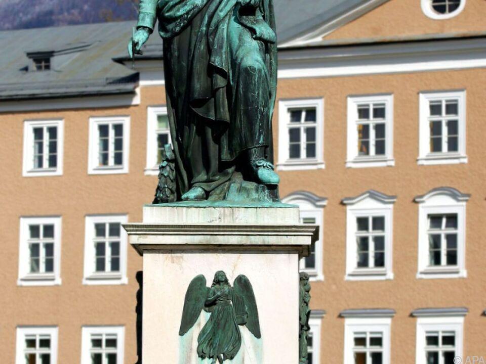 Die Mozartwoche findet rund um dessen Geburtstag am 27. Jänner statt