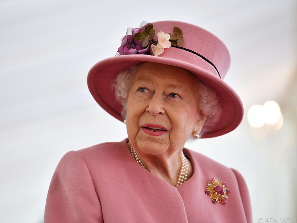 Die Queen bekommt eine neue Münze