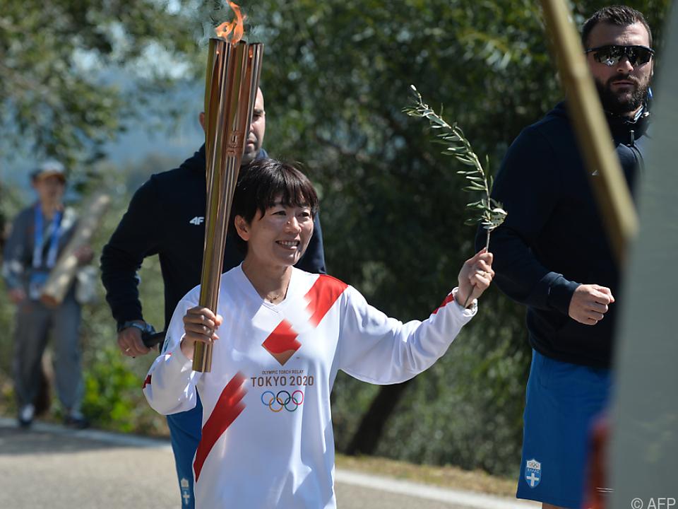 Trotz gestiegener Coronavirus-Fälle: Japans Regierung dementiert Absage der Olympischen Spiele