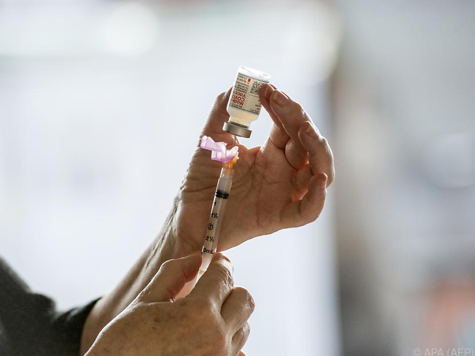 Ein weiterer Covid-19-Impfstoff ist zur Zulassung freigegeben