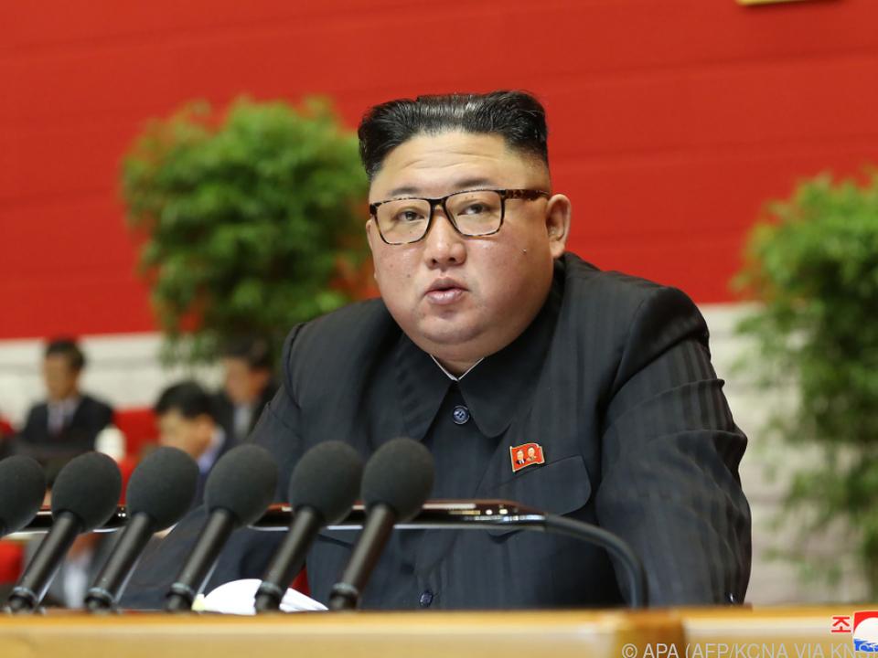 Kim Jong-un seine Position als Staatsführer gestärkt