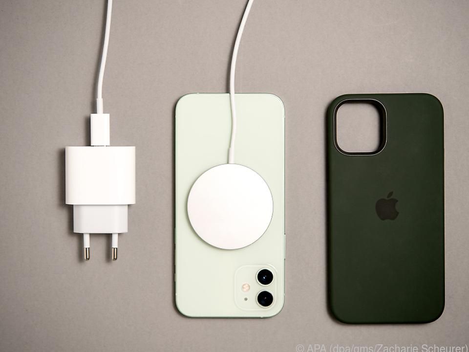 Es muss nicht unbedingt Lade-Zubehör von Apple sein