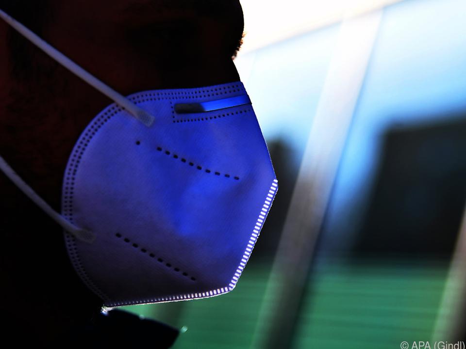 FFP2-Maske wird im Handel und in Öffis Pflicht