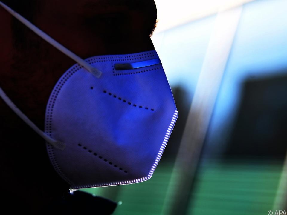 FFP2-Masken ab 25. Jänner beim Einkauf nötig
