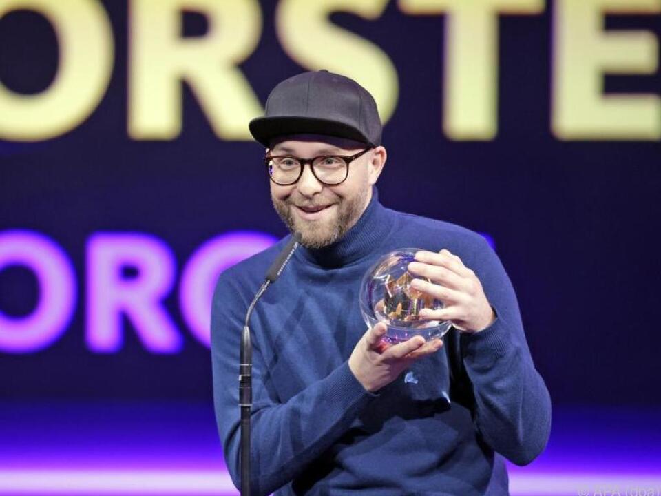 Forster bekam bereits viele Auszeichnungen