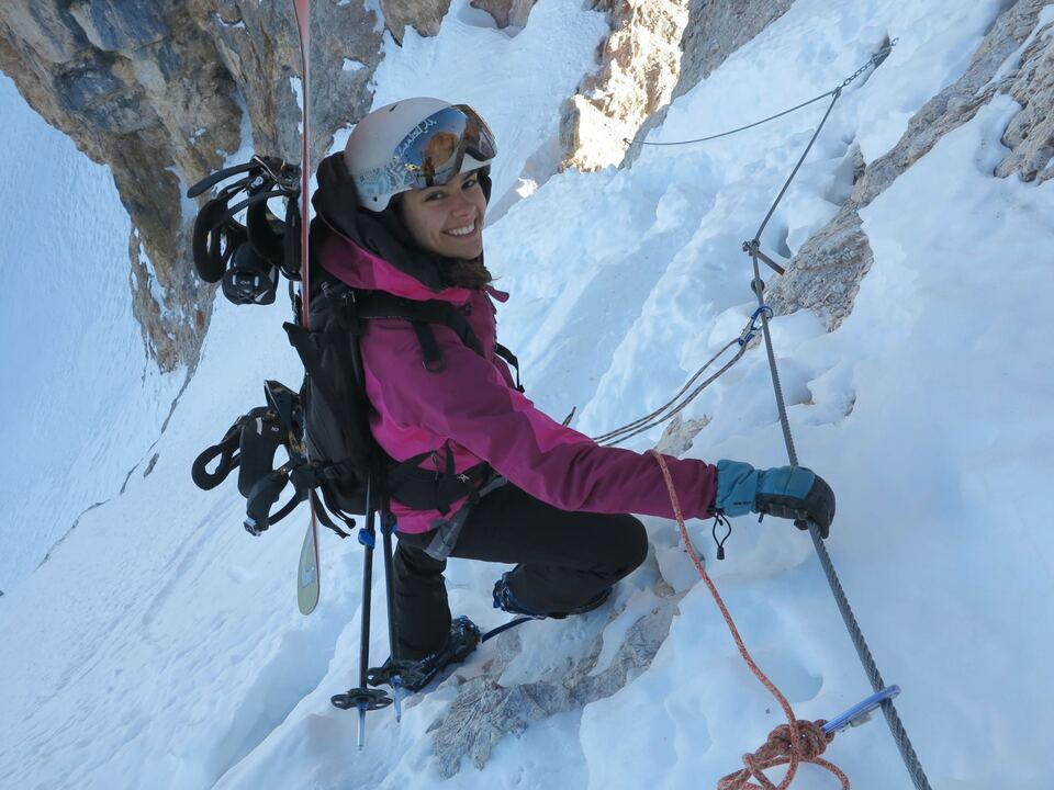 © Fotograf Kurt Walde - Ski- und Snowboardtouren